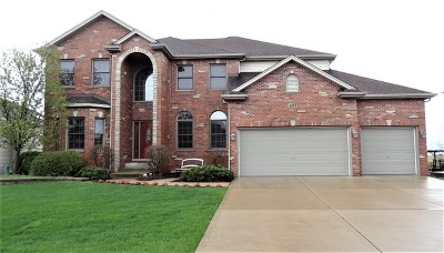 Oswego Single Family Home For Sale: 405 Deerfield Drive