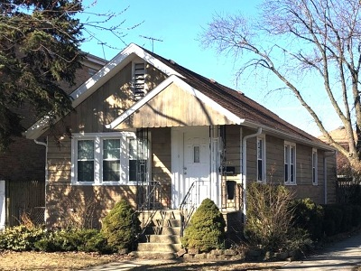 Elmwood Park Single Family Home For Sale: 2048 North 72nd Court