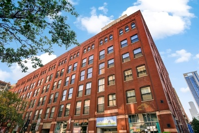 Chicago Condo/Townhouse New: 225 West Huron Street #420
