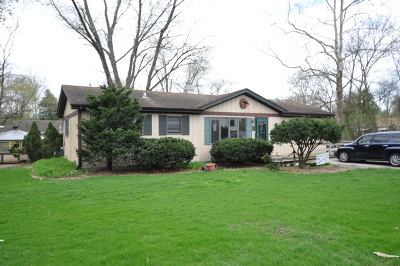 Carol Stream Single Family Home New: 23w611 Burdette Avenue