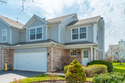 Roselle Condo/Townhouse New: 1422 Welland Court
