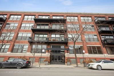 Chicago Condo/Townhouse New: 1040 West Adams Street #106