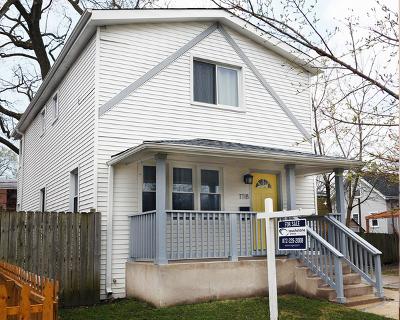 Evanston IL Single Family Home New: $339,000