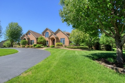 Mc Henry County Single Family Home New: 6108 Whiting Drive