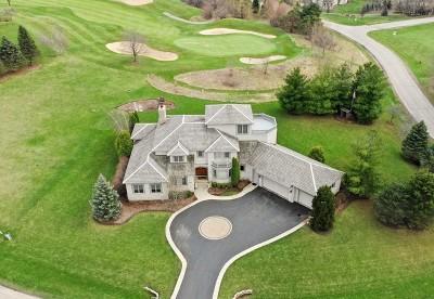 Mc Henry County Single Family Home New: 10849 Bull Valley Drive