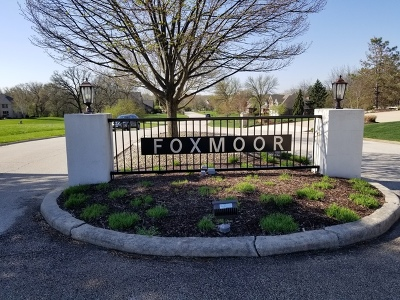 Lemont Residential Lots & Land For Sale: 14755 Fox Hollow Lane