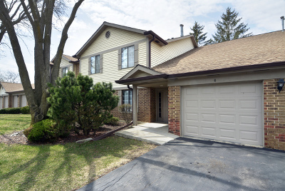 Arlington Heights IL Condo/Townhouse New: $189,900