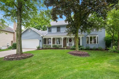 Hoffman Estates Single Family Home New: 3570 Londonderry Court