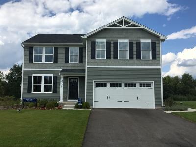 Yorkville Single Family Home New: 3231 Lauren Drive