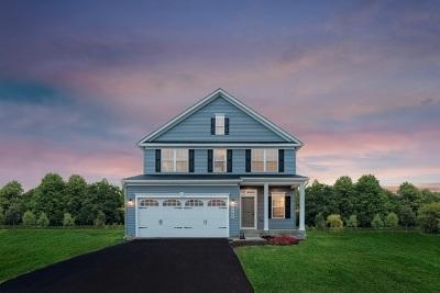 Joliet Single Family Home New: 3216 Winterberry Drive