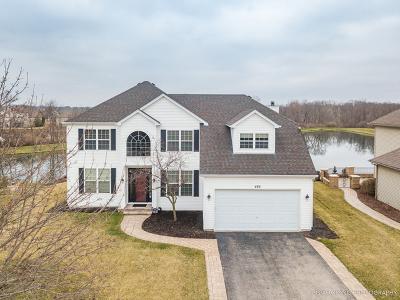 Yorkville Single Family Home New: 463 Kelly Avenue