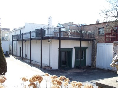 St. Charles Commercial For Sale: 115 Cedar Avenue