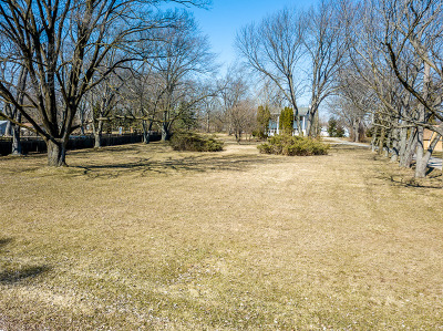 Tinley Park Residential Lots & Land For Sale: 6500 166th Street