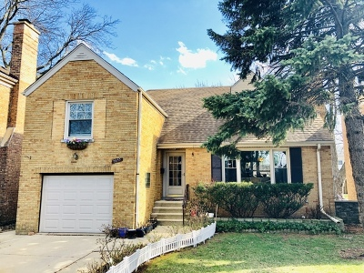 Skokie Single Family Home New: 5033 Harvard Terrace