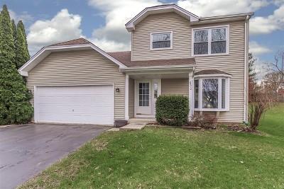 Elgin Single Family Home New: 632 Hampton Circle