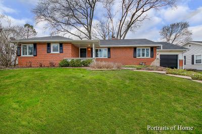 Glen Ellyn Single Family Home New: 246 Taylor Avenue
