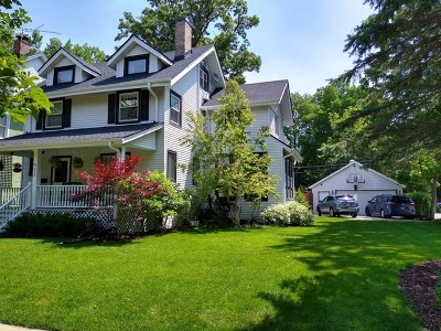 Wilmette Single Family Home New: 920 15th Street