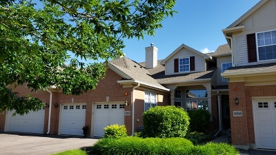 Lake Zurich Condo/Townhouse For Sale: 1064 Orchard Pond Court