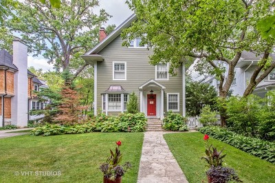 Wilmette Single Family Home New: 735 8th Street