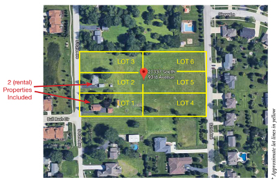 Frankfort Residential Lots & Land For Sale: 21325 South 93rd Avenue