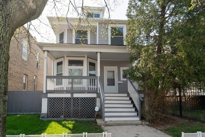 Single Family Home For Sale: 2440 North Central Park Avenue