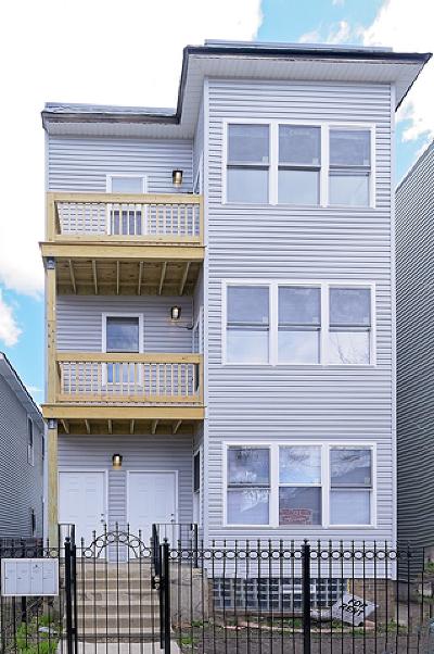 Multi Family Home New: 1833 North Kimball Avenue