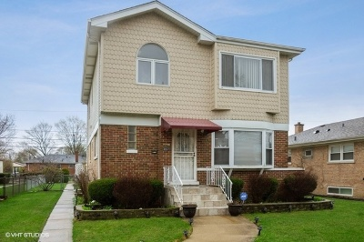 Skokie Single Family Home New: 3837 Jerome Avenue