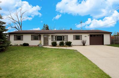 Wauconda Single Family Home Contingent: 615 Orton Avenue