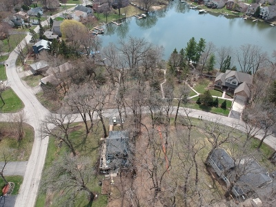 Lake Zurich Residential Lots & Land For Sale: 23927 North Lakeside Drive
