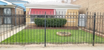 Chicago IL Single Family Home New: $139,999