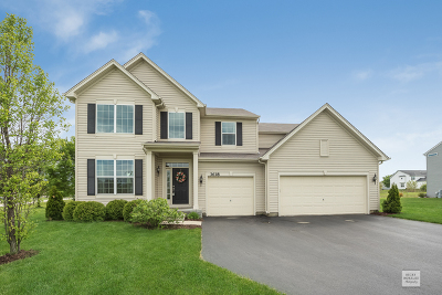 Aurora Single Family Home New: 3618 Fletcher Lane