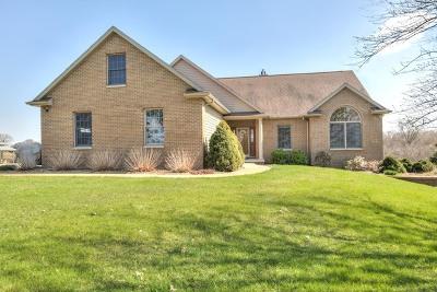 El Paso Single Family Home Price Change: 2833 600 N Road