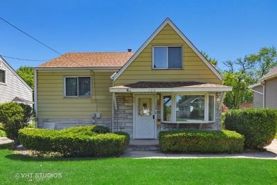 Elmhurst Single Family Home Price Change: 129 South Oakland Grove Avenue