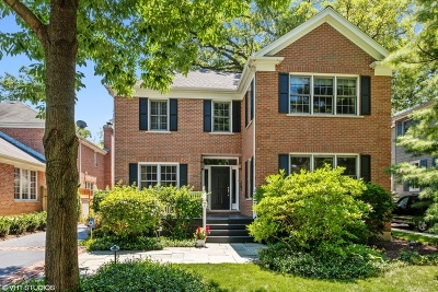 Winnetka Single Family Home For Sale: 882 Spruce Street