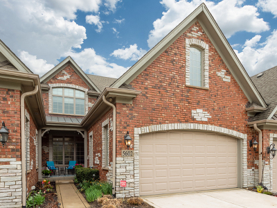 Downers Grove Condo/Townhouse For Sale: 5602 Durand Drive