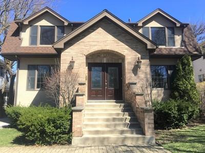 Winnetka Single Family Home New: 847 Ash Street