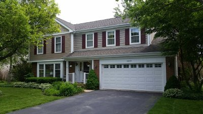 St. Charles IL Single Family Home New: $369,900