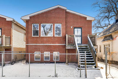 Cook County Single Family Home New: 429 West 103rd Street