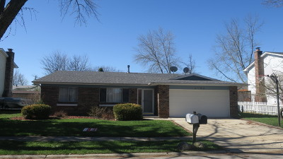 Woodridge Single Family Home New: 2592 Yellow Star Street