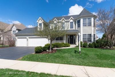 Geneva Single Family Home New: 38w452 McQuire Place