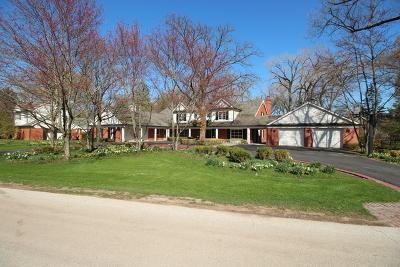 Winnetka Single Family Home For Sale: 10 Longmeadow Road