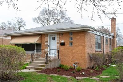 Wilmette Single Family Home New: 510 Lawler Avenue