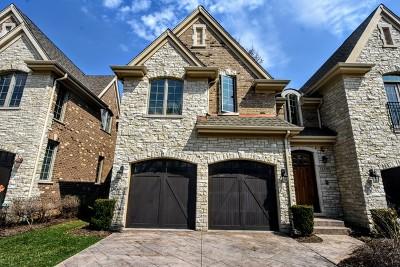 Vernon Hills Condo/Townhouse For Sale: 1249 Caroline Court