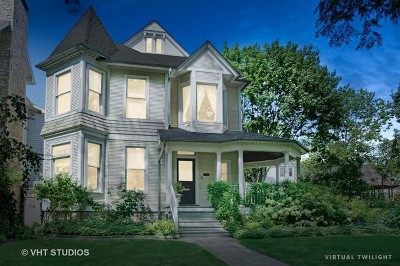 Single Family Home For Sale: 1450 West Warner Avenue