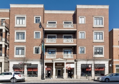 Condo/Townhouse New: 1442 West Fullerton Avenue #3D