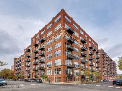 Condo/Townhouse New: 1500 West Monroe Street #727