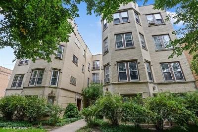 Evanston Condo/Townhouse New: 1610 Monroe Street #1E