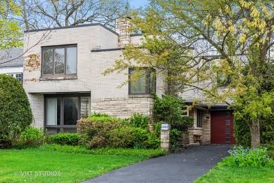 Single Family Home For Sale: 2140 Beechwood Avenue