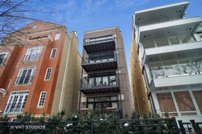 Condo/Townhouse New: 639 West Wrightwood Avenue #PH