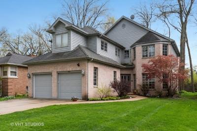 Highland Park Single Family Home For Sale: 1864 Garland Avenue